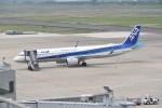 kumagorouさんが、仙台空港で撮影した全日空 A321-272Nの航空フォト(写真)