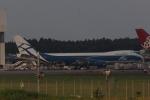 木人さんが、成田国際空港で撮影したエアブリッジ・カーゴ・エアラインズ 747-8Fの航空フォト(写真)