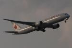 木人さんが、成田国際空港で撮影したエア・カナダ 787-9の航空フォト(写真)
