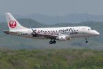 Tomo-Papaさんが、新千歳空港で撮影したジェイ・エア ERJ-170-100 (ERJ-170STD)の航空フォト(写真)