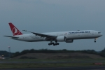 木人さんが、成田国際空港で撮影したターキッシュ・エアラインズ 777-3F2/ERの航空フォト(写真)
