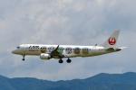 sshzeさんが、伊丹空港で撮影したジェイ・エア ERJ-190-100(ERJ-190STD)の航空フォト(写真)