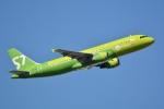 トロピカルさんが、成田国際空港で撮影したS7航空 A320-214の航空フォト(写真)