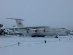 Smyth Newmanさんが、モニノ空軍博物館で撮影したアエロフロート・ソビエト航空 Il-76Mの航空フォト(写真)