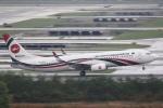 sky-spotterさんが、スワンナプーム国際空港で撮影したビーマン・バングラデシュ航空 737-8E9の航空フォト(写真)
