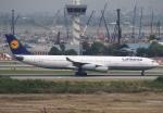 sky-spotterさんが、スワンナプーム国際空港で撮影したルフトハンザドイツ航空 A340-313Xの航空フォト(写真)
