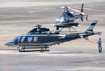 なごやんさんが、名古屋飛行場で撮影した警視庁 A109S Trekkerの航空フォト(写真)