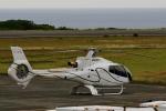 じーのさんさんが、八丈島空港で撮影したオートパンサー EC130B4の航空フォト(写真)