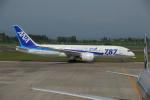 ITM58さんが、鹿児島空港で撮影した全日空 787-8 Dreamlinerの航空フォト(写真)