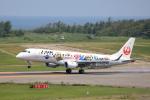 TAKAHIDEさんが、新潟空港で撮影したジェイ・エア ERJ-190-100(ERJ-190STD)の航空フォト(写真)