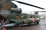 Kuuさんが、鹿屋航空基地で撮影した陸上自衛隊 CH-47JAの航空フォト(飛行機 写真・画像)