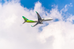 ken_kenさんが、成田国際空港で撮影した春秋航空日本 737-81Dの航空フォト(飛行機 写真・画像)