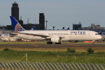 みるぽんたさんが、成田国際空港で撮影したユナイテッド航空 787-9の航空フォト(写真)