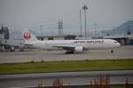 夏空さんが、高松空港で撮影した日本航空 767-346/ERの航空フォト(写真)