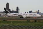 みるぽんたさんが、成田国際空港で撮影した全日空 787-9の航空フォト(写真)