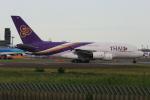 みるぽんたさんが、成田国際空港で撮影したタイ国際航空 A380-841の航空フォト(写真)