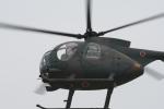 たにやん99さんが、防府北基地で撮影した陸上自衛隊 OH-6Dの航空フォト(写真)
