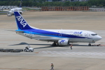 みるぽんたさんが、福岡空港で撮影したANAウイングス 737-54Kの航空フォト(写真)