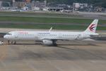 みるぽんたさんが、福岡空港で撮影した中国東方航空 A321-231の航空フォト(写真)