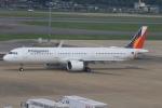 みるぽんたさんが、福岡空港で撮影したフィリピン航空 A321-271Nの航空フォト(写真)