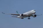 うみBOSEさんが、新千歳空港で撮影したキャセイパシフィック航空 A350-941XWBの航空フォト(写真)