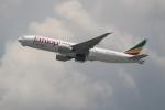 OMAさんが、香港国際空港で撮影したエチオピア航空 777-F60の航空フォト(飛行機 写真・画像)