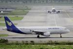 planetさんが、スワンナプーム国際空港で撮影したラオス国営航空 A320-214の航空フォト(写真)