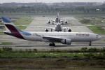 planetさんが、スワンナプーム国際空港で撮影したユーロウイングス A330-203の航空フォト(写真)