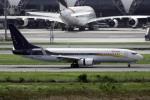 planetさんが、スワンナプーム国際空港で撮影したスパイスジェット 737-85Rの航空フォト(写真)