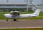 LOTUSさんが、八尾空港で撮影した崇城大学 172S Skyhawk SPの航空フォト(写真)