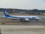 らんうぇい✈︎さんが、成田国際空港で撮影した全日空 787-8 Dreamlinerの航空フォト(写真)