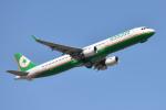 saoya_saodakeさんが、成田国際空港で撮影したエバー航空 A321-211の航空フォト(写真)