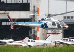 LOTUSさんが、八尾空港で撮影した中日本航空 AS350B Ecureuilの航空フォト(写真)