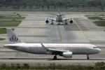 planetさんが、スワンナプーム国際空港で撮影したJCインターナショナル航空 A320-214の航空フォト(写真)
