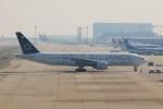 ガス屋のヨッシーさんが、関西国際空港で撮影したアシアナ航空 777-28E/ERの航空フォト(写真)