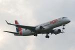 採れたてほしいもさんが、ロンドン・ヒースロー空港で撮影したエールフランス・オップ! ERJ-190-100(ERJ-190STD)の航空フォト(写真)