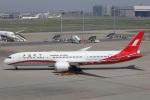 OS52さんが、羽田空港で撮影した上海航空 787-9の航空フォト(写真)