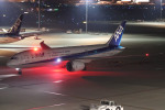 ゆう改めてさんが、羽田空港で撮影した全日空 787-8 Dreamlinerの航空フォト(写真)