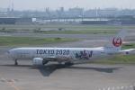 poppoya-makochanさんが、羽田空港で撮影した日本航空 777-246の航空フォト(写真)