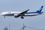 ishikenさんが、伊丹空港で撮影した全日空 777-281/ERの航空フォト(写真)