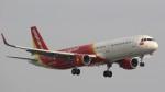 westtowerさんが、タンソンニャット国際空港で撮影したベトジェットエア A321-211の航空フォト(写真)
