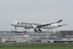 pringlesさんが、福岡空港で撮影したフィンエアー A330-302Xの航空フォト(写真)