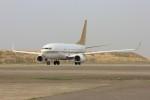 メンチカツさんが、羽田空港で撮影した南山公務 737-7ZH BBJの航空フォト(写真)