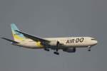 imosaさんが、羽田空港で撮影したAIR DO 767-381/ERの航空フォト(写真)