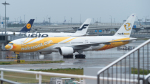 coolinsjpさんが、関西国際空港で撮影したノックスクート 777-212/ERの航空フォト(写真)