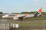 知希(仮)さんが、成田国際空港で撮影したジェットスター・ジャパン A320-232の航空フォト(写真)