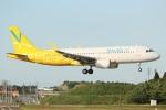 知希(仮)さんが、成田国際空港で撮影したバニラエア A320-214の航空フォト(写真)