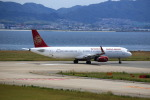 T.Sazenさんが、関西国際空港で撮影した吉祥航空 A321-231の航空フォト(飛行機 写真・画像)