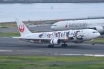 ウネウネさんが、羽田空港で撮影した日本航空 767-346/ERの航空フォト(飛行機 写真・画像)