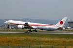 伊丹空港 - Osaka International Airport [ITM/RJOO]で撮影された航空自衛隊 - Japan Air Self-Defense Forceの航空機写真